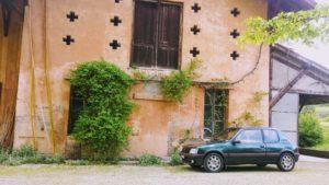 My 1994 Peugeot 205 GTI 1.9L
