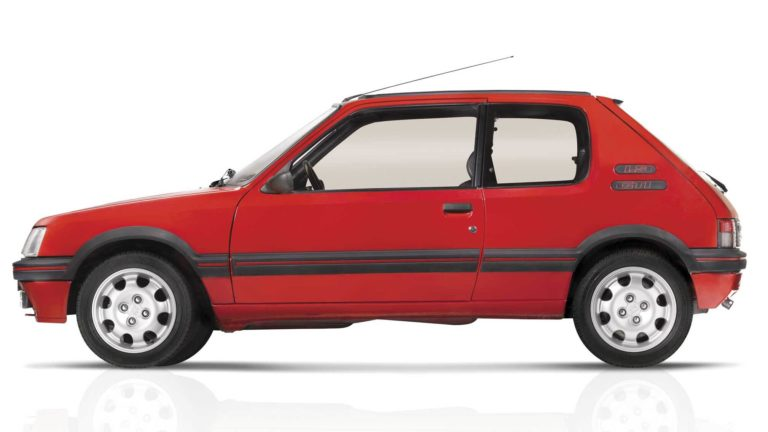 Peugeot 205 GTI Haynes Service and Repair Manual