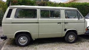 Read more about the article My 1988 VW Transporter T3