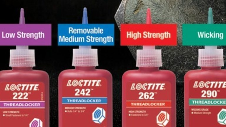 How to choose the best Loctite Threadlocker