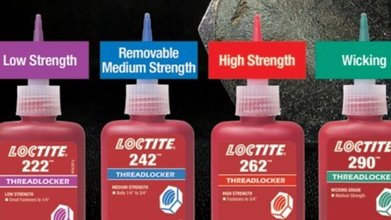 Read more about the article How to choose the best Loctite Threadlocker